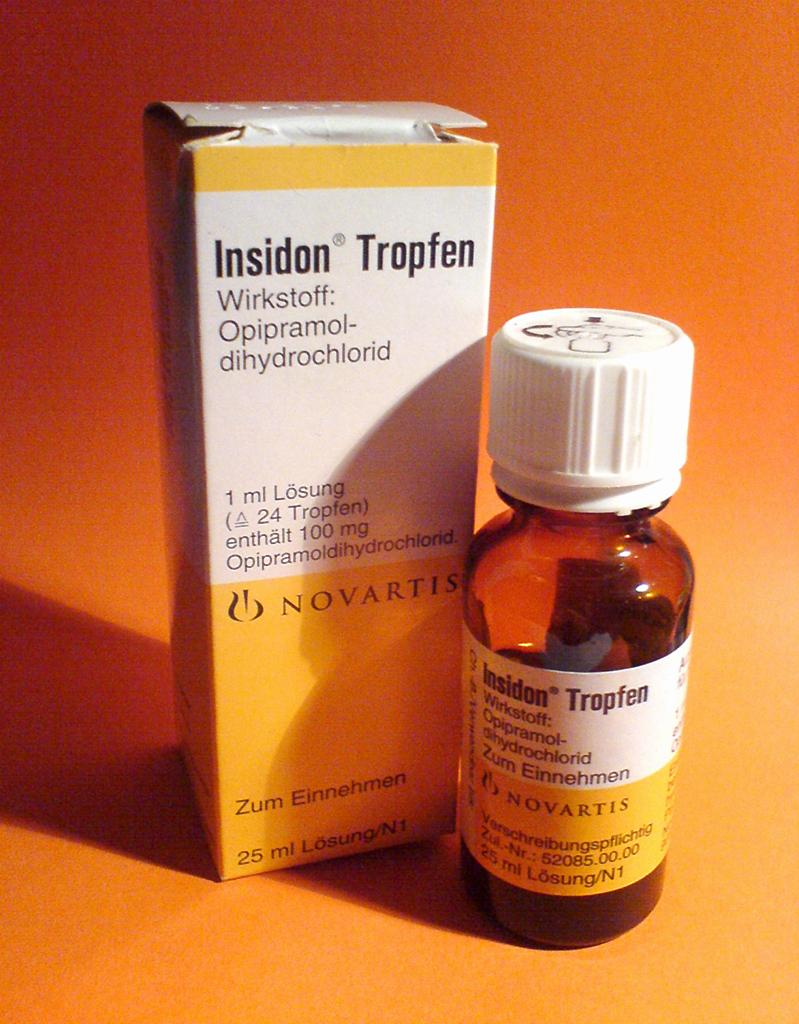 Opipramol / Insidon
