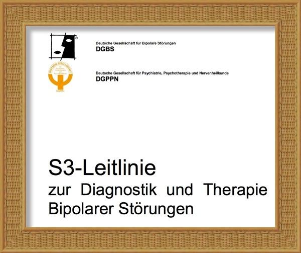 S3 Leitlinie Bipolare Erkrankungen