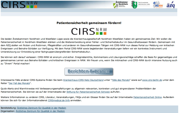 CIRS-NRW