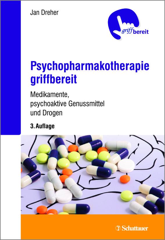 Psychopharmakotherapie griffbereit Dreher Cover