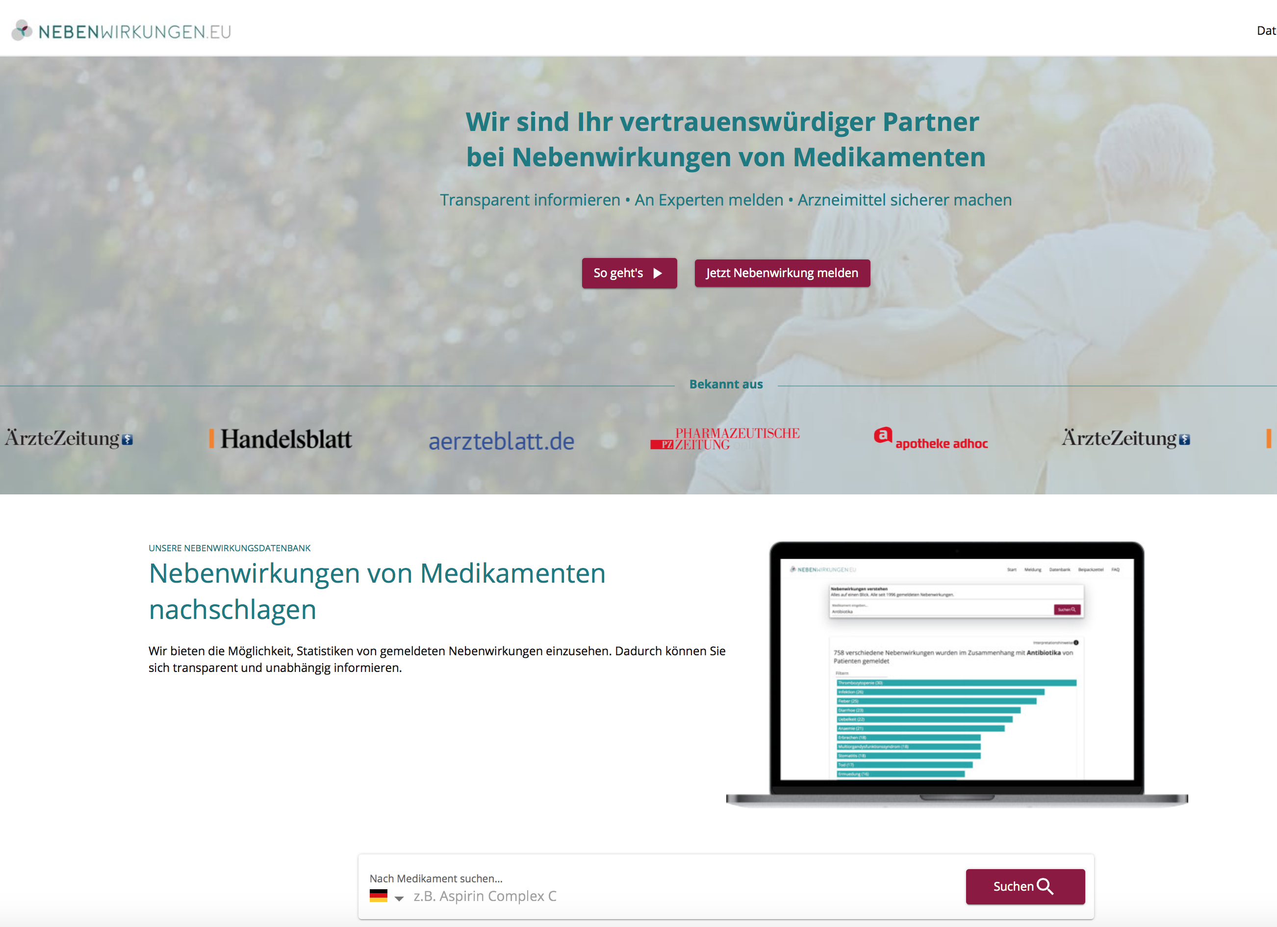 Nebenwirkungen de ▷ Deutschlands größtes Melde Portal 2018 09 13 10 27 57