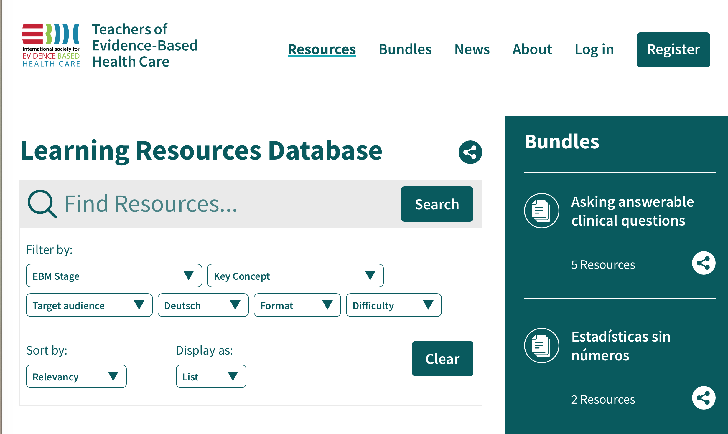 Learning Resources Database - Teachers of EBHC 2018-11-01 16-11-07.png